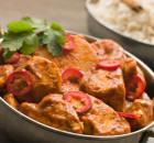 Tandoori Masala med tomat, gulerødder og bønner til 80 – 100 personer
